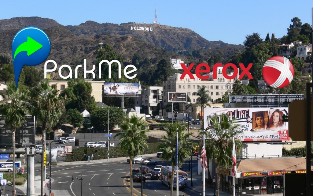 ParkMe and Xerox expand real-time street parking availability in Los Angeles