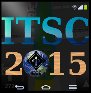 IEEE - ITSC 2015: Smart Mobility for Safety and Sustainability