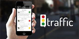 Dutch road users to receive accident warnings through traffic apps