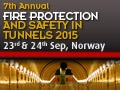 Fire Protection & Safety in Tunnels 2015 - 23-24 September
