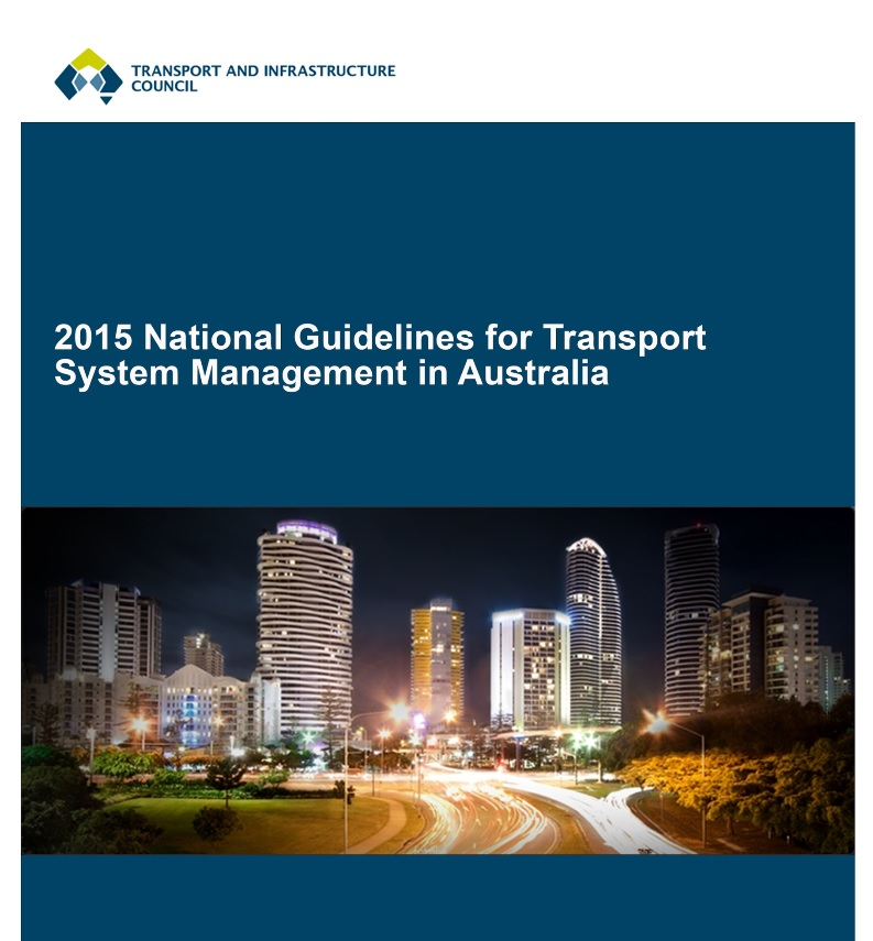 2015 National Guidelines for System Transport Management in Australia