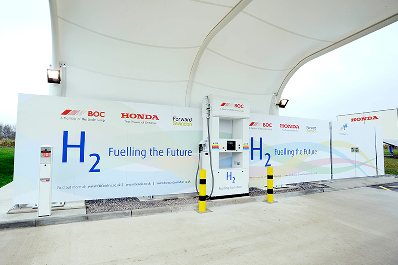 Europe to introduce hydrogen-fuelled transport under H2ME project
