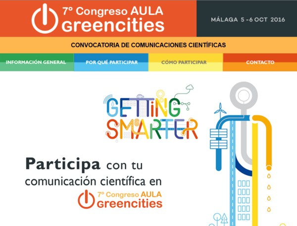 7º Congreso Aula Greencities