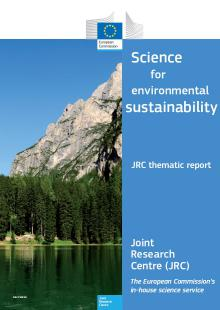 """Informe""""Science for environmental sustainability"""""""