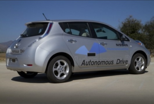 Automakers see a nexus between electric and autonomous vehicle technologies