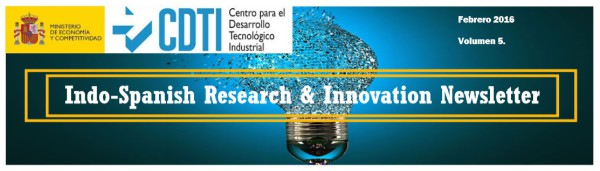 Indo-Spanish Research & Innovation Newsletter