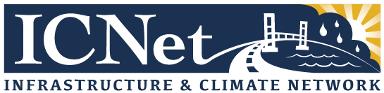 The ICNet: The Infrastructure and Climate Network