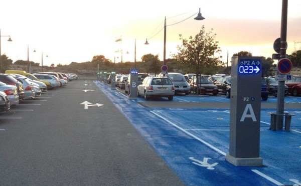 Australian Capital Territory launches real time bay sensor parking solution