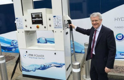 UK launches scheme to promote hydrogen-fuelled vehicles
