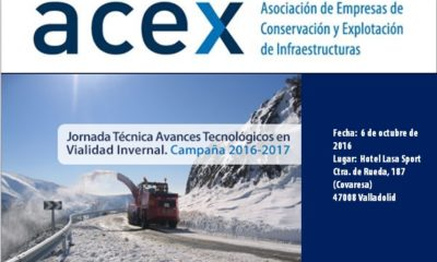 Acex vialidad invernal