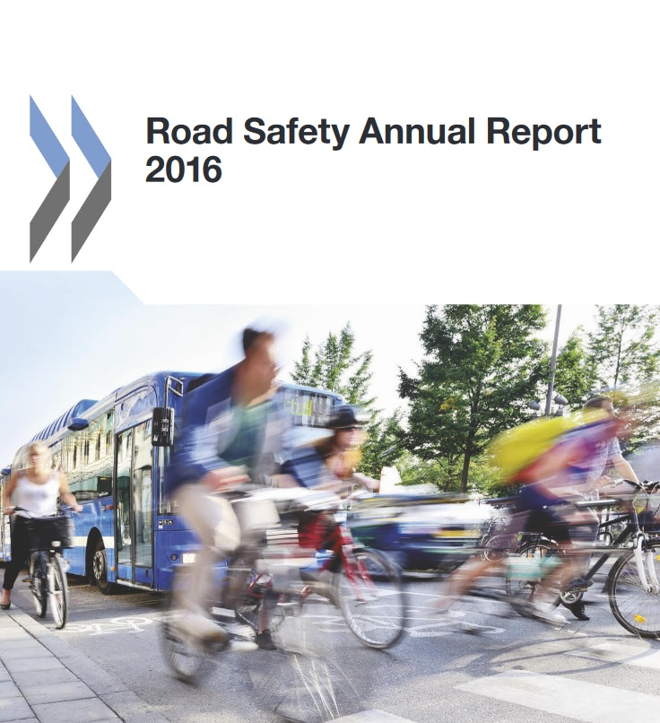 Road Safety Anual repport 2016