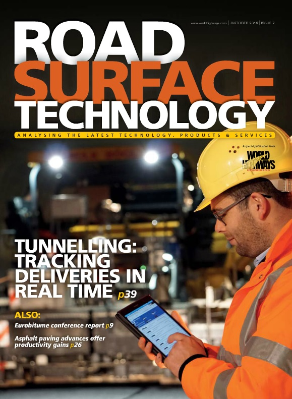 Revista: Road Surface Technology Oct 2016