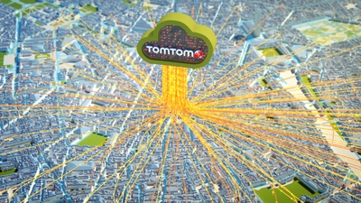 TomTom introduces On-Street Parking service in Europe