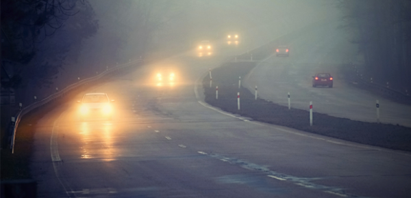 How connected devices, weather data will improve road safety
