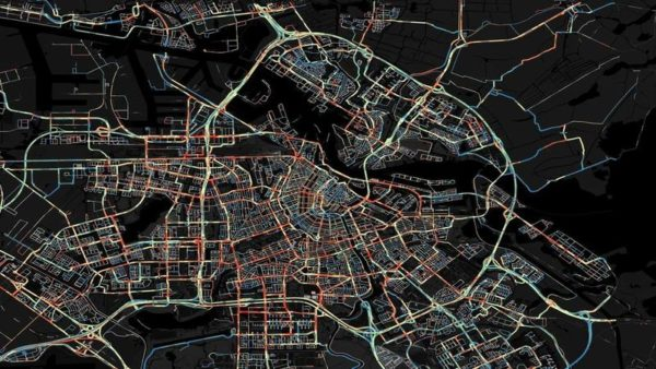 Amsterdam and TomTom to create smarter city