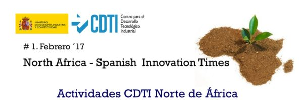 "Newsletter ""North Africa - Spanish Innovation Times"""