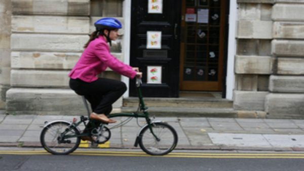 UK Government to encourage more cycling and walking to work