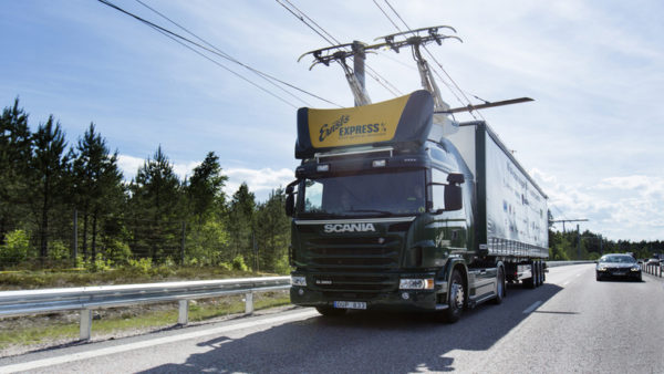 Sweden and Germany partner on mobility and electrical roads