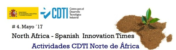 """Newsletter """"North Africa – Spanish Innovation Times"""""""