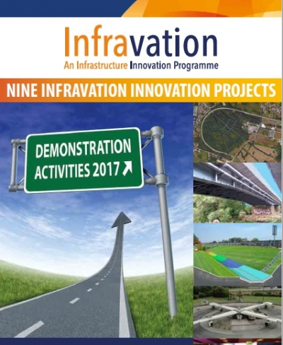 Overview of nine Infravation demonstration activities now available