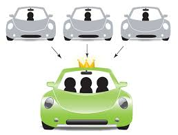 Carpooling - a simple solution for congestion