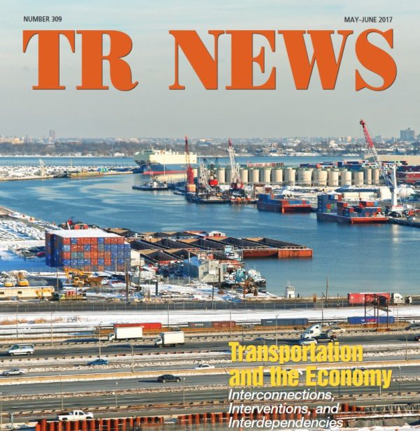 "TR News (may-june 2017) ""Trasnportation and the economy"""