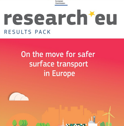 New EU research results pack on transport safety