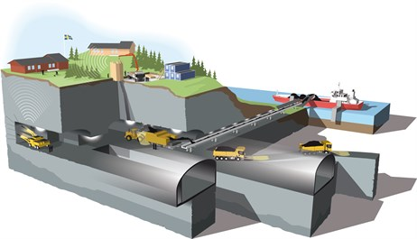 European tunnel safety steps up a gear