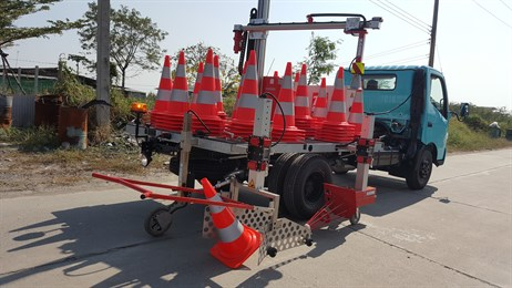 Safer cone collection with X-Cone among the latest safety innovations