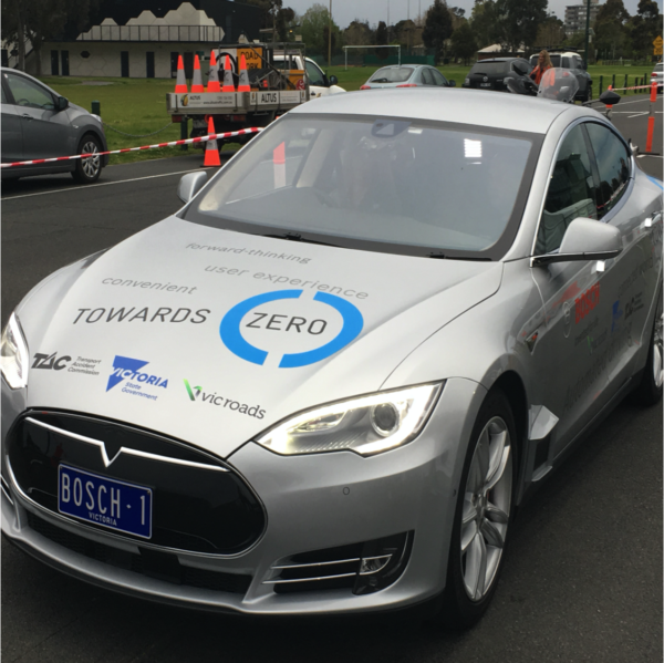 "Australians ""leading the way"" on automated vehicles"