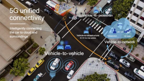 "Qualcomm covers all the bases with a cellular ""vehicle-to-everything"" chipset"