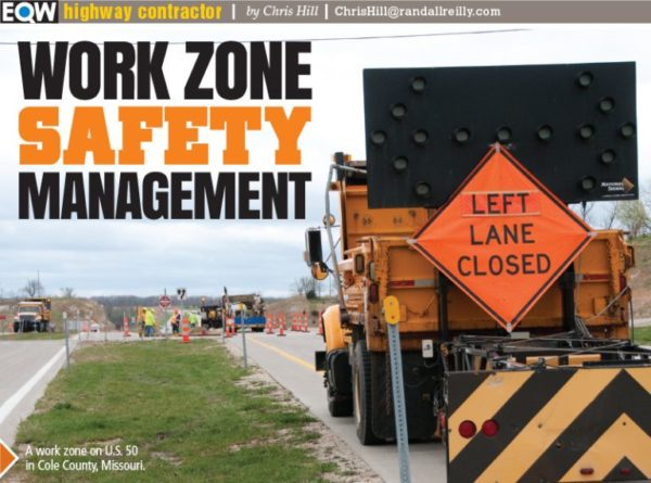 Work Zone Safety Management: The basics of developing traffic control programs
