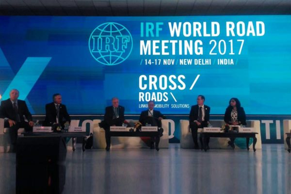 ZF presents Vision Zero technologies at World Road Meeting 2017