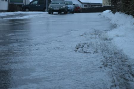 Finnish researchers develop black-ice detection system