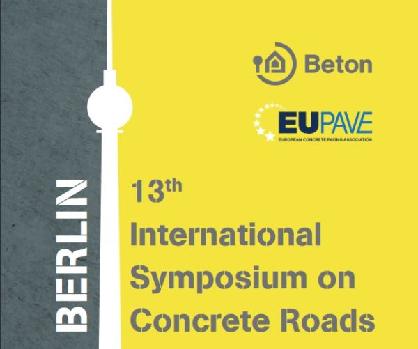 13th International Symposium on Concrete Roads