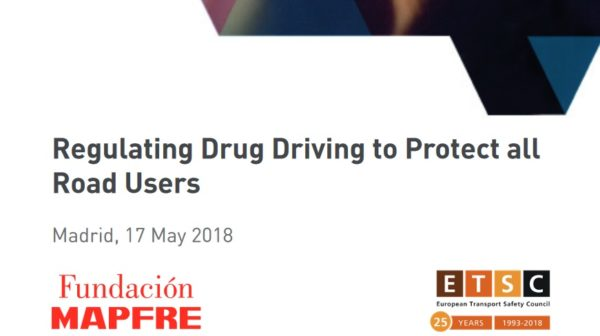 "[:es]""Regulating Drug Driving to Protect all Road Users"""