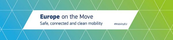 Europe on the Move: Commission completes its agenda for safe, clean and connected mobility