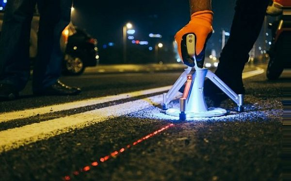 Tel Aviv highway tries out smart road studs to alert for hazards, traffic