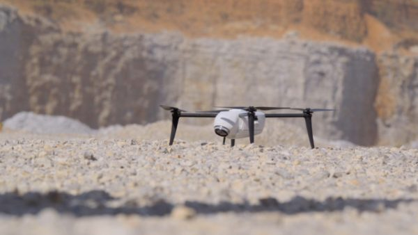 How Drones Improve Aggregate Management