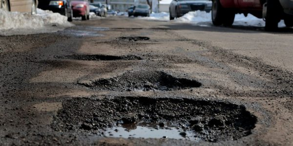 To Combat Potholes, Cities Turn to Technology