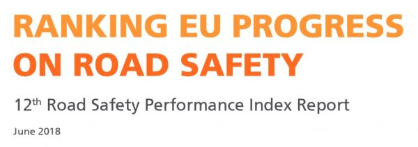 12th Road Safety Performance Index Report