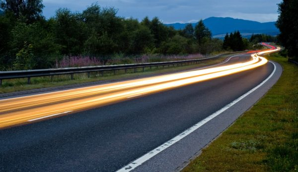 Smart road technology could turn highways into crash-sensing 'touchpads'