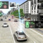 Upgrading road markings for autonomous vehicle sensors