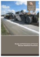 Design and Performance of Foamed Bitumen Stabilised Pavements