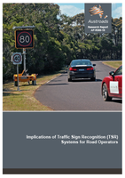 Webinar: Implications of Traffic Sign Recognition Systems for Road Operators