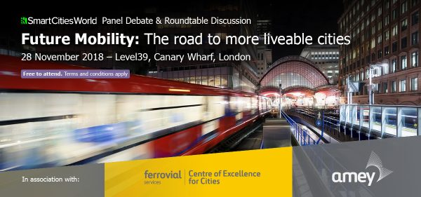 Future Mobility: The road to more liveable cities