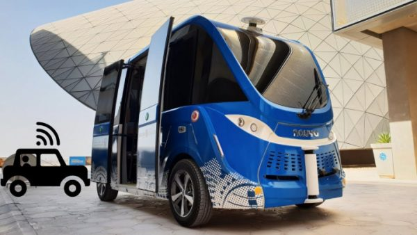Masdar City unveils first autonomous transport system