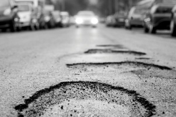 UCL researchers develop asphalt 3D printer capable of repairing roads
