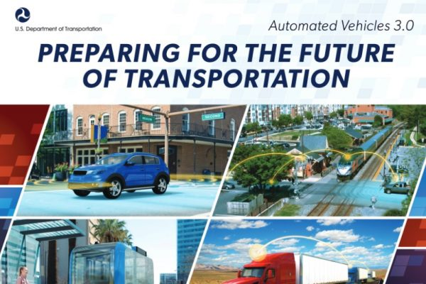 USDOT Automated Vehicles 3.0 Activities