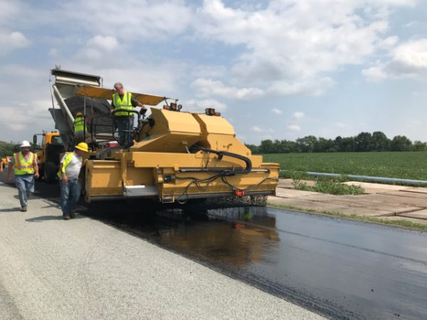 Reducing Waste, Improving Roads